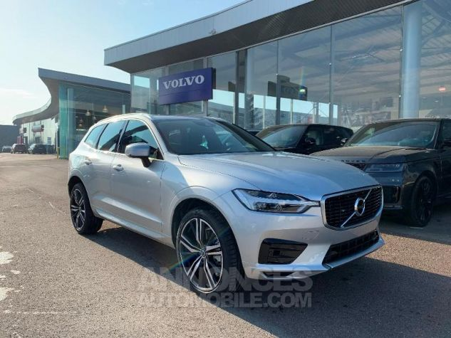 Volvo XC60 D4 AdBlue 190ch R-Design Geartronic Argent Metal Neuf - 0