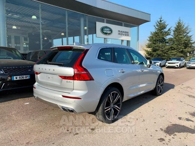 Volvo XC60 D4 AdBlue 190ch R-Design Geartronic Argent Metal Neuf - 2