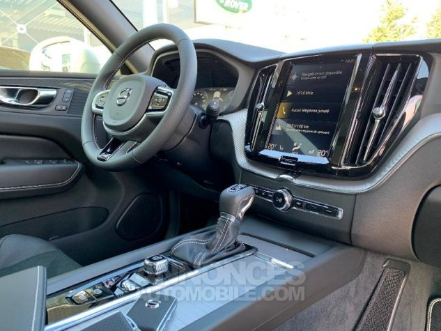 Volvo XC60 D4 AdBlue 190ch R-Design Geartronic Argent Metal Neuf - 14