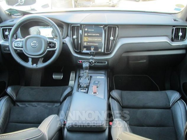 Volvo XC60 D4 AdBlue 190ch R-Design Geartronic Blanc Cristal Occasion - 6