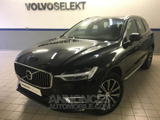 Volvo XC60 D4 AdBlue AWD 190ch Inscription Luxe Geartronic Noir Métal Occasion - 0