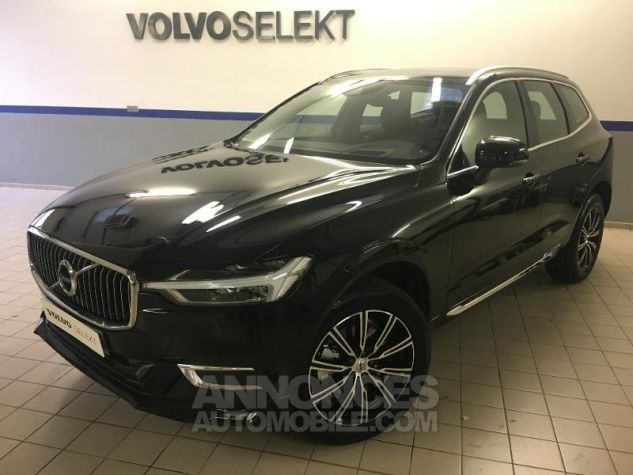 Volvo XC60 D4 AdBlue AWD 190ch Inscription Luxe Geartronic Noir Métal Occasion - 1