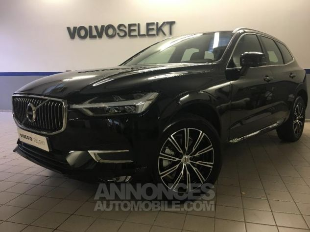 Volvo XC60 D4 AdBlue AWD 190ch Inscription Luxe Geartronic Noir Métal Occasion - 2