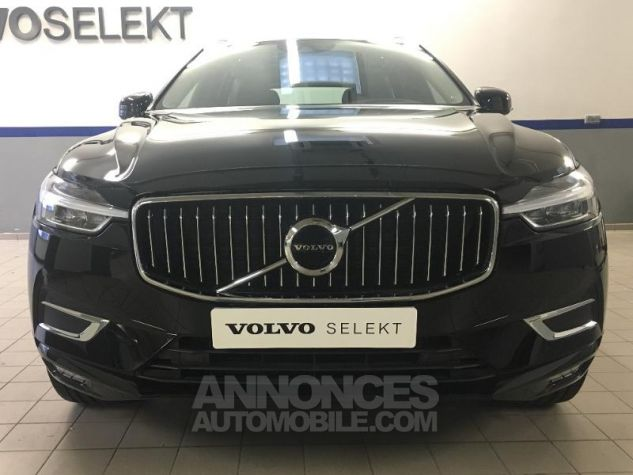 Volvo XC60 D4 AdBlue AWD 190ch Inscription Luxe Geartronic Noir Métal Occasion - 3