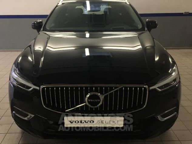 Volvo XC60 D4 AdBlue AWD 190ch Inscription Luxe Geartronic Noir Métal Occasion - 4
