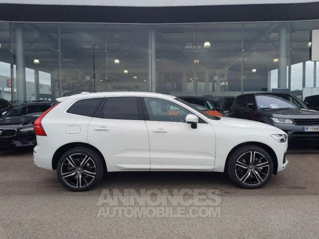 Volvo XC60 D4 AdBlue AWD 190ch R-Design Geartronic Blanc Glace 614 Occasion - 1