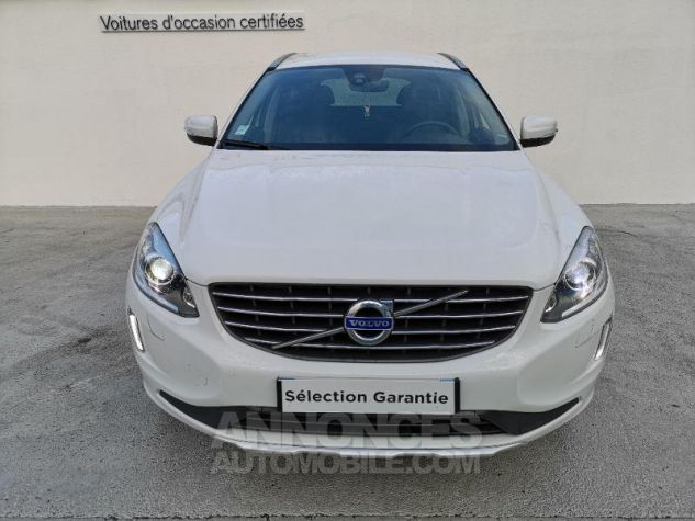 Volvo XC60 D4 AWD 181ch Summum Geartronic BLANC CRYSTAL Occasion - 2