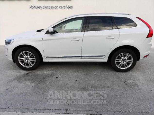 Volvo XC60 D4 AWD 181ch Summum Geartronic BLANC CRYSTAL Occasion - 3