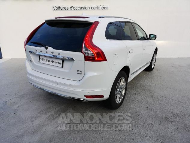 Volvo XC60 D4 AWD 181ch Summum Geartronic BLANC CRYSTAL Occasion - 6