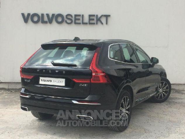 Volvo XC60 D4 AWD AdBlue 190 Inscription Luxe 717 NOIR ONYX Occasion - 1