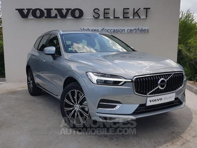 Volvo XC60 D4 AWD AdBlue 190ch Inscription Geartronic ARGENT ELECTRIQUE Occasion - 0