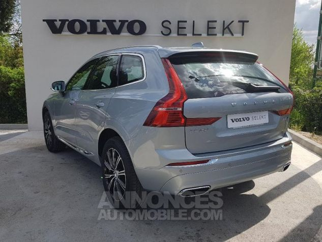 Volvo XC60 D4 AWD AdBlue 190ch Inscription Geartronic ARGENT ELECTRIQUE Occasion - 3