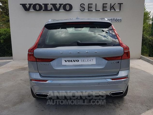 Volvo XC60 D4 AWD AdBlue 190ch Inscription Geartronic ARGENT ELECTRIQUE Occasion - 4
