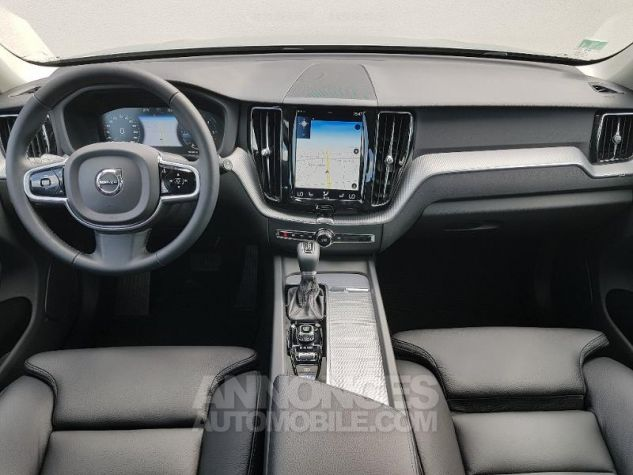 Volvo XC60 D4 AWD AdBlue 190ch Inscription Geartronic ARGENT ELECTRIQUE Occasion - 5