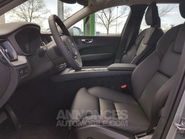 Volvo XC60 D4 AWD AdBlue 190ch Inscription Geartronic ARGENT ELECTRIQUE Occasion - 7