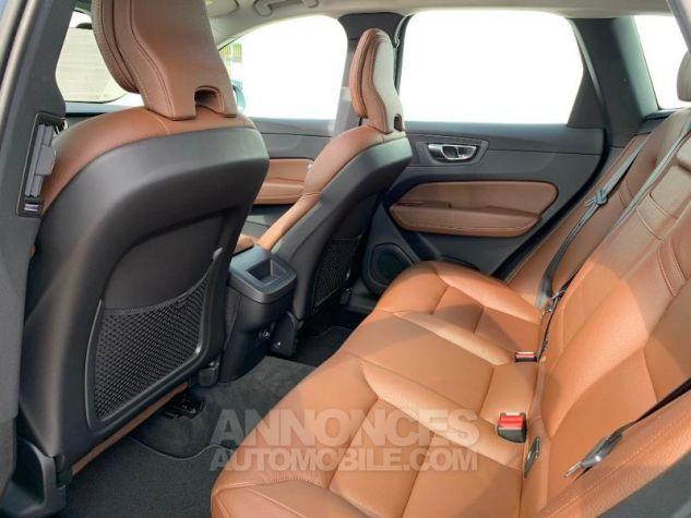 Volvo XC60 D5 AdBlue AWD 235ch Inscription Luxe Geartronic Gris Osmium Métallisé Occasion - 2