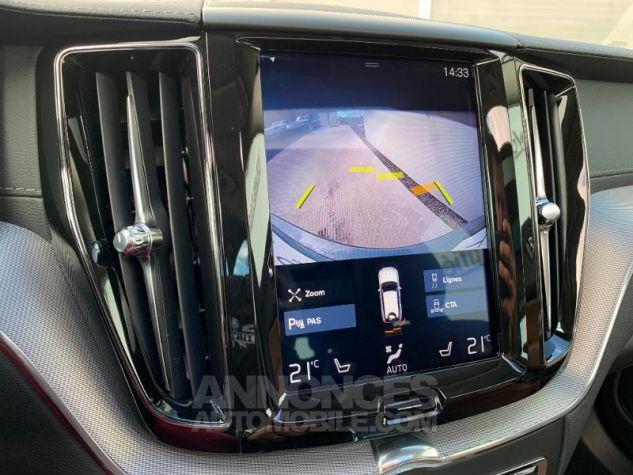 Volvo XC60 D5 AdBlue AWD 235ch Inscription Luxe Geartronic Gris Osmium Métallisé Occasion - 11