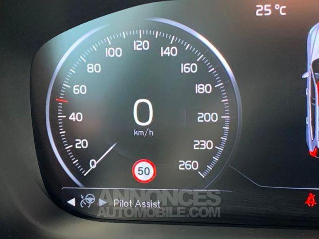 Volvo XC60 D5 AdBlue AWD 235ch Inscription Luxe Geartronic Gris Osmium Métallisé Occasion - 12