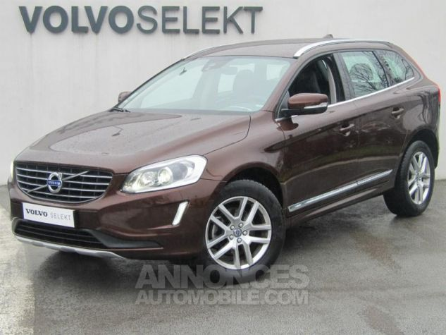 Volvo XC60 D5 AWD 220ch Summum Geartronic  Occasion - 0