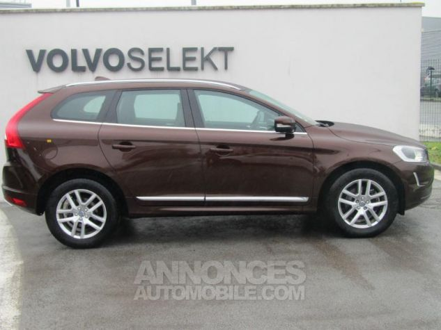 Volvo XC60 D5 AWD 220ch Summum Geartronic  Occasion - 3