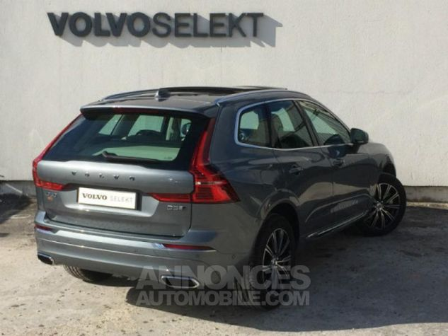 Volvo XC60 D5 AWD 235ch Inscription Luxe Geartronic Gris osmium Occasion - 1