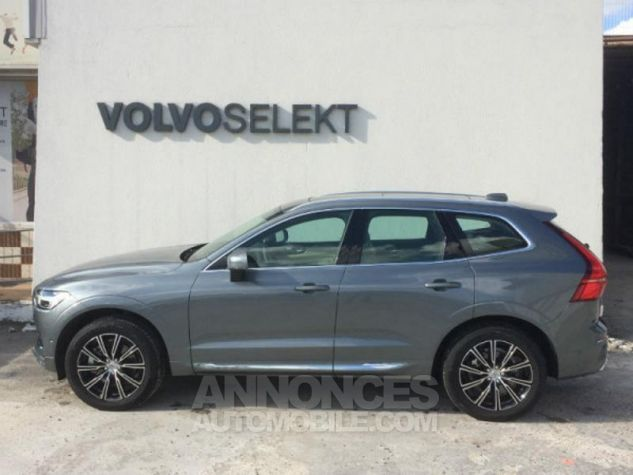 Volvo XC60 D5 AWD 235ch Inscription Luxe Geartronic Gris osmium Occasion - 2