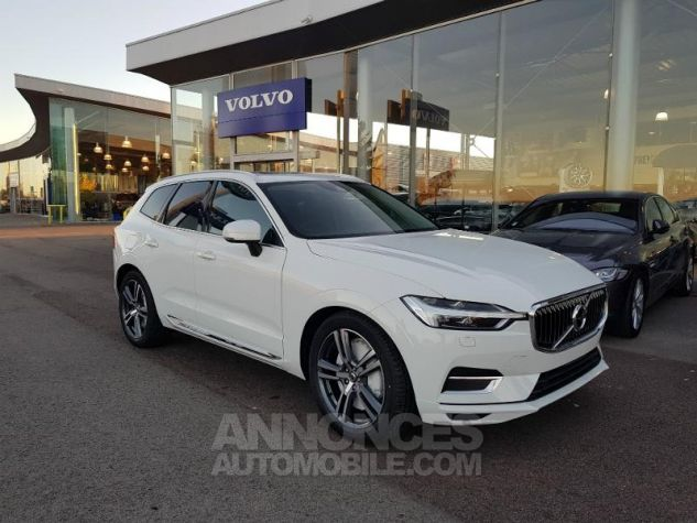 Volvo XC60 D5 AWD 235ch Inscription Luxe Geartronic Blanc Glace Neuf - 0