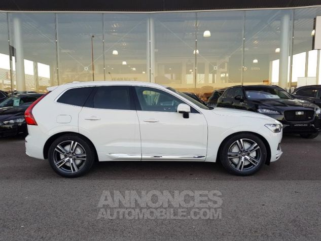 Volvo XC60 D5 AWD 235ch Inscription Luxe Geartronic Blanc Glace Neuf - 1