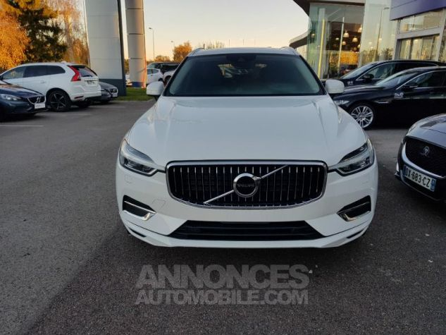 Volvo XC60 D5 AWD 235ch Inscription Luxe Geartronic Blanc Glace Neuf - 6