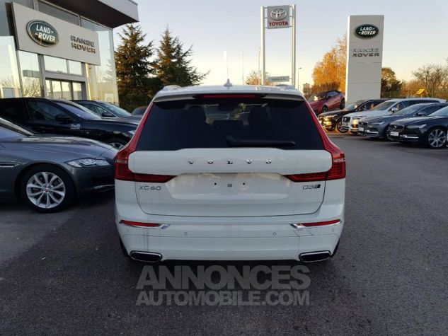 Volvo XC60 D5 AWD 235ch Inscription Luxe Geartronic Blanc Glace Neuf - 7