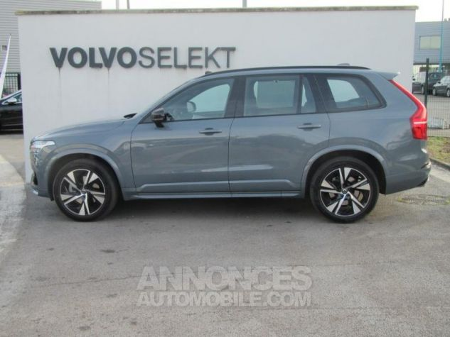 Volvo XC90 B5 AWD 235ch R-Design Geartronic 7 places Gris Tonnerre Occasion - 1