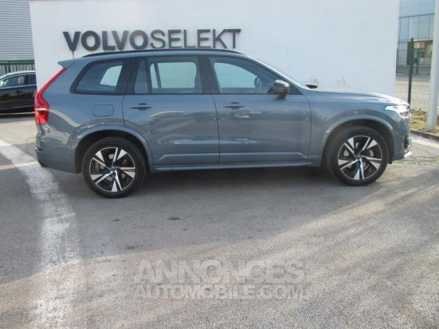 Volvo XC90 B5 AWD 235ch R-Design Geartronic 7 places Gris Tonnerre Occasion - 2