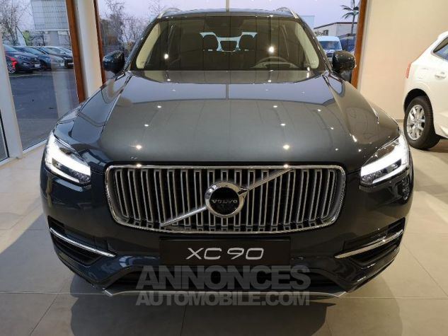 Volvo XC90 D5 AdBlue AWD 235ch Inscription Luxe Geartronic 7 places bleu denim Neuf - 1