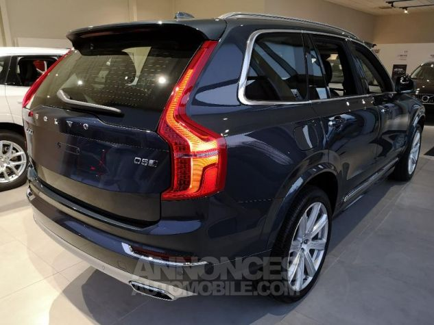 Volvo XC90 D5 AdBlue AWD 235ch Inscription Luxe Geartronic 7 places bleu denim Neuf - 4