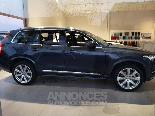 Volvo XC90 D5 AdBlue AWD 235ch Inscription Luxe Geartronic 7 places bleu denim Neuf - 5