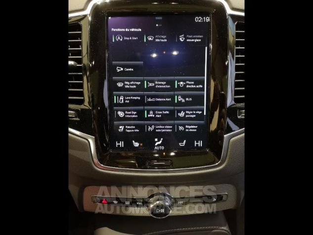 Volvo XC90 D5 AdBlue AWD 235ch Inscription Luxe Geartronic 7 places bleu denim Neuf - 9