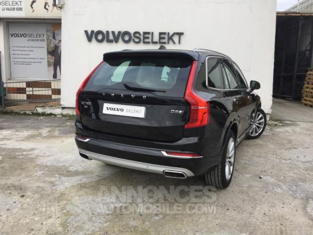 Volvo XC90 D5 AdBlue AWD 235ch Inscription Luxe Geartronic 7 places NOIR ONYX Occasion - 2