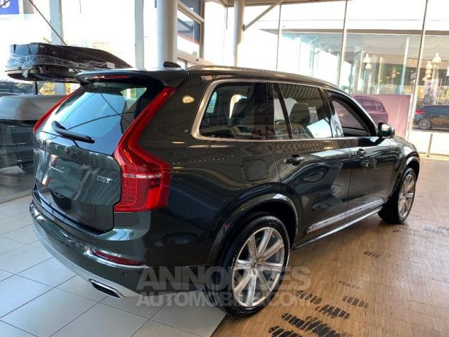 Volvo XC90 D5 AdBlue AWD 235ch Inscription Luxe Geartronic 7 places Gris Epicea Neuf - 2