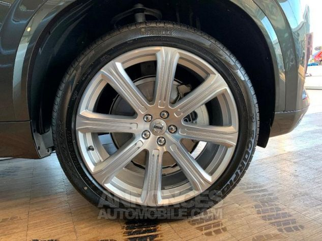 Volvo XC90 D5 AdBlue AWD 235ch Inscription Luxe Geartronic 7 places Gris Epicea Neuf - 6