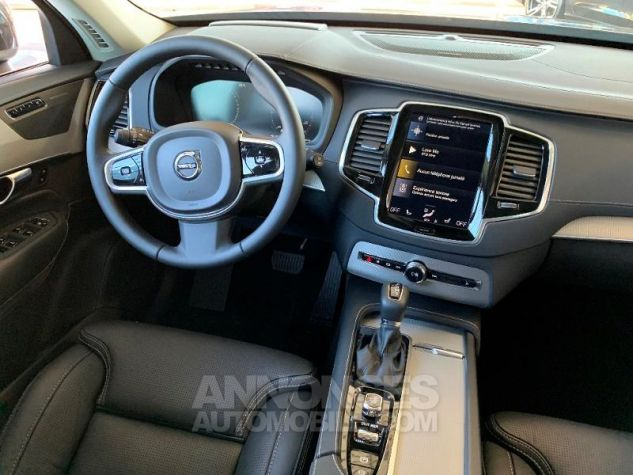 Volvo XC90 D5 AdBlue AWD 235ch Inscription Luxe Geartronic 7 places Gris Epicea Neuf - 11