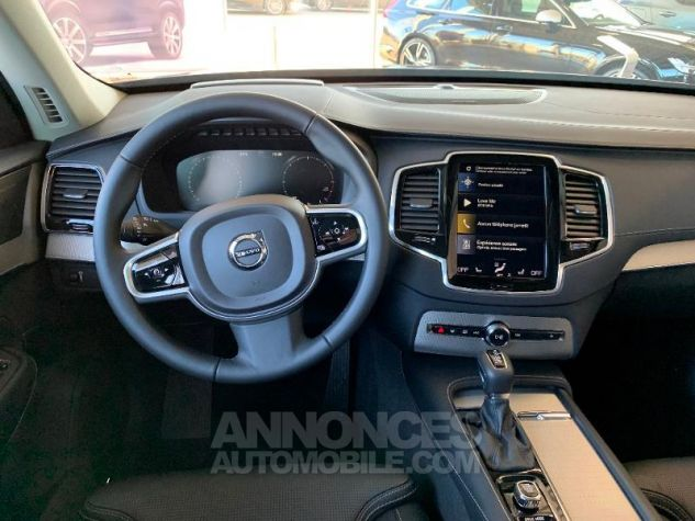 Volvo XC90 D5 AdBlue AWD 235ch Inscription Luxe Geartronic 7 places Gris Epicea Neuf - 12