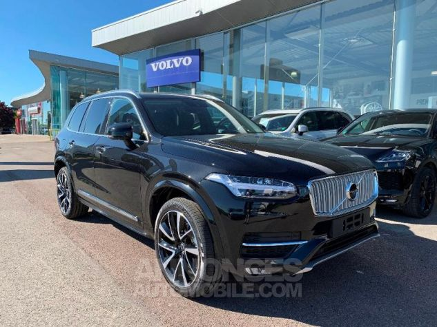 Volvo XC90 D5 AdBlue AWD 235ch Inscription Luxe Geartronic 7 places NOIR ONYX Neuf - 0
