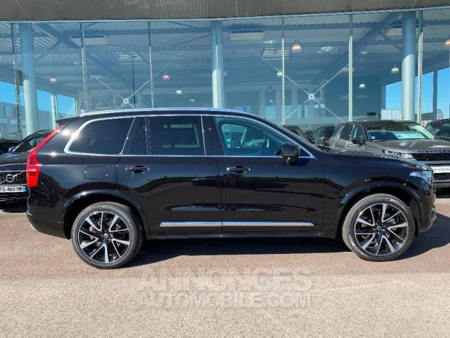 Volvo XC90 D5 AdBlue AWD 235ch Inscription Luxe Geartronic 7 places NOIR ONYX Neuf - 1