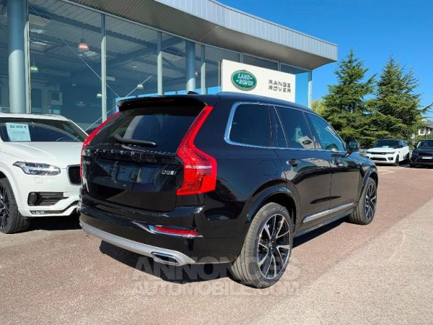 Volvo XC90 D5 AdBlue AWD 235ch Inscription Luxe Geartronic 7 places NOIR ONYX Neuf - 2