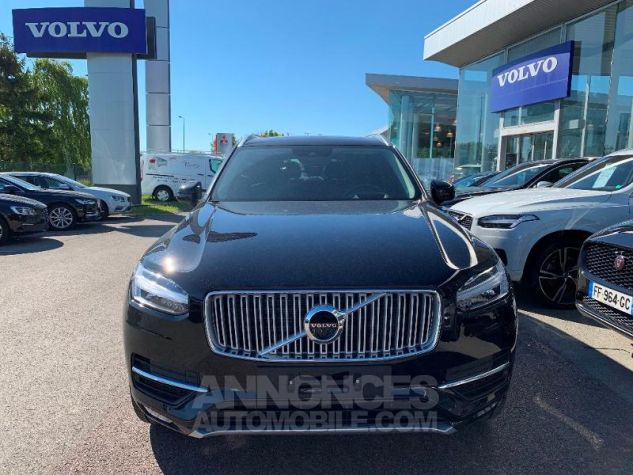 Volvo XC90 D5 AdBlue AWD 235ch Inscription Luxe Geartronic 7 places NOIR ONYX Neuf - 6