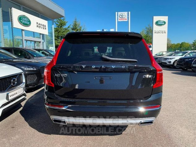 Volvo XC90 D5 AdBlue AWD 235ch Inscription Luxe Geartronic 7 places NOIR ONYX Neuf - 8