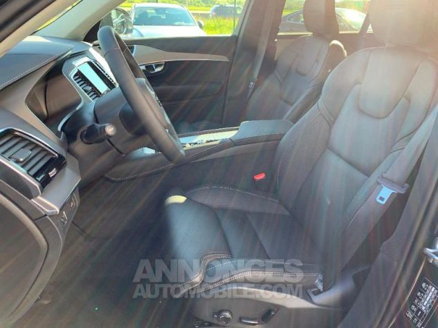 Volvo XC90 D5 AdBlue AWD 235ch Inscription Luxe Geartronic 7 places Gris Savile Metal Neuf - 3
