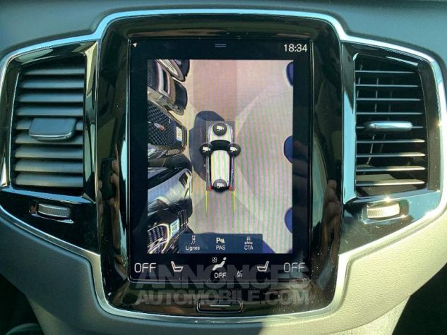 Volvo XC90 D5 AdBlue AWD 235ch Inscription Luxe Geartronic 7 places Gris Savile Metal Neuf - 17