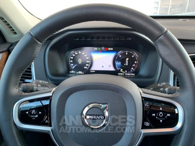 Volvo XC90 D5 AdBlue AWD 235ch Inscription Luxe Geartronic 7 places Blanc Cristal Occasion - 13