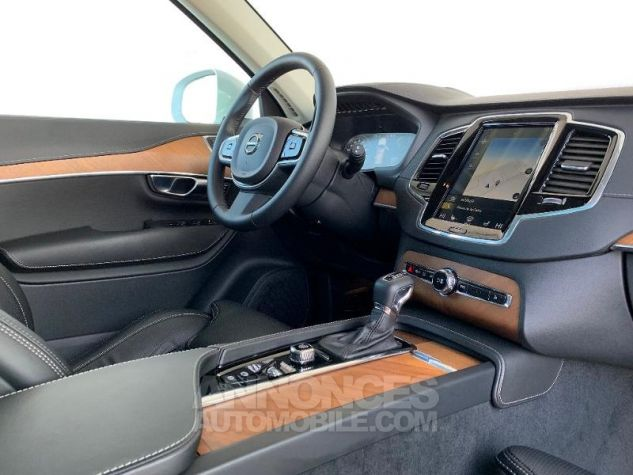 Volvo XC90 D5 AdBlue AWD 235ch Inscription Luxe Geartronic 7 places Blanc Cristal Occasion - 15